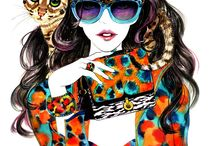 Fashion Illustration / by Charis D