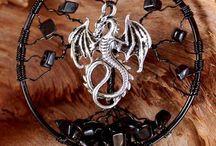 dragons & fantasy themes