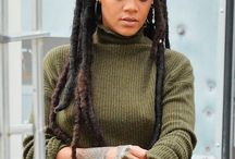 Hair Trend 2017: Dreadlocks | Tendencias cabello 2017: Dreadlocks