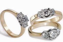 Diamonds and Gemstone Design / Beautiful Jewelry Selection and Ideas for Custom Design!