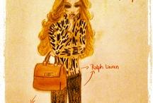 Fashion Illustration / Fashion Illustration / by Ana Canalejo
