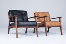 Midcentury seatings