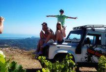 Jeep Safari / About Jeep Safari adventures in Greece.