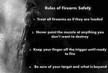 Weapon Handling and Safety