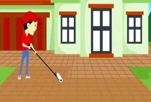 Jetbusters YouTube Video / Jetbusters pressure washing animated video