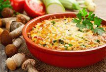 Healthy Dinners-Vegetarian