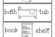Literacy, compound words