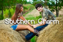 Southern by the grace of God  / by Brittany Gelsinger