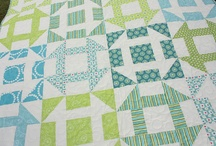 Quilt It / These are quilts I would like to make. They meet both my requirements of being attractive to me AND easy enough for me to consider. / by Heather Acton