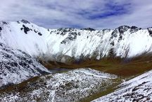 Escalada en el Iztaccihuatl /  #Escalada #Rappel #Montañas #Ascenso #Aventura #Iztaccihuatl