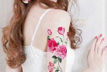 Tatuaz kobiecy