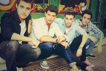 Boys from violetta