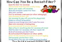 Teacher - Bucket Filler