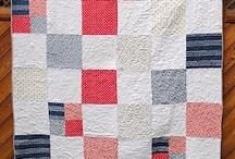 Ashton's Pottery Barn-Inspired Quilt Bedding