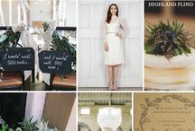 BRIDAL MOOD BOARD INSPIRATION / Catherine Deane's mood board's of all the most inspirational wedding themes and imagery for your big day