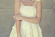 Unique wedding dresses / Pretty & unique dresses which I'd love my clients to be wearing