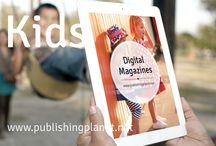 Digital Magazines. Kids / www.magpla.net