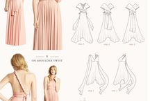 Dresses - Multi-way