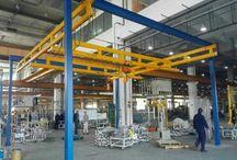 Ellsen amazing design overhead shop crane for sale