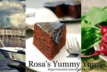 Favorite Recipes / by Joline Sikora
