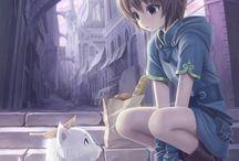 Anime / by Abby Wroblewski