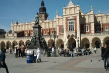 Kraków Sukiennice / Serce Krakowa