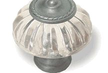 drawer knobs and other fixtures / by Cat