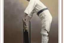 Vintage Cricket Photographs / Pictures of cricketers who played cricket between 1930 - 1990