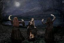 Magia / Streghe - Maghi - Fate - Druidi - ....