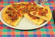 Pane, pizze e torte salate