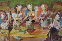 Sandra Dooley / Rebekah Jacob Gallery | rebekahjacobgallery.com