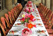 Tablesettings / Catering Decor