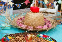 Festa julina do Guel
