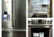 Appliance photos
