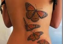 Cool Tats / by Donna