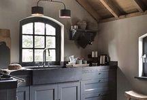 A. belgijski / holendreski / cottage / Inspirowane wyjazdami do Belgii i Holandii, podmiejskimi domkami. Światło, prostota, niewymuszona elegancja. Wzbogacone bardziej wiejskimi elementami i kolorystyką.