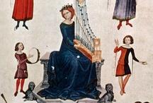 Mittelalter — Handwerk, Berufe, Wissenschaft
