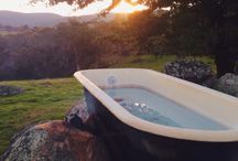 Outdoor Bath! / by BRODIE