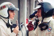 F1 Legends - 60's & 70's / Sans doute les plus belles années de la F1, mais aussi les plus tragiques. / by Emile Miglia