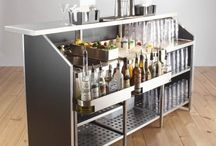 Cocktail Bars and Stations