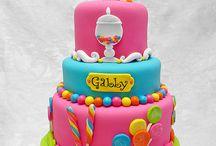 Candy torta