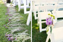Ideas for friends' weddings!