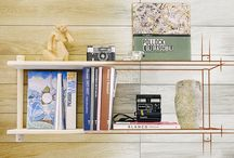 Wooden Units / Ideas for your home and putting together furniture for dummies