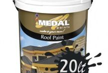 Medal Paints Products