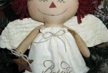 ragged doll