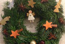 Advet wreath