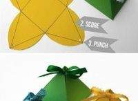 paper crafts x