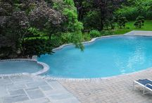 Swimming Pools / Award winning Swimming pool construction, renovations, maintenance, service and repair. Gunite, vinyl liner, and fiberglass.