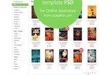 Free Web Design Template PSD
