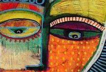 Picasso stílusban